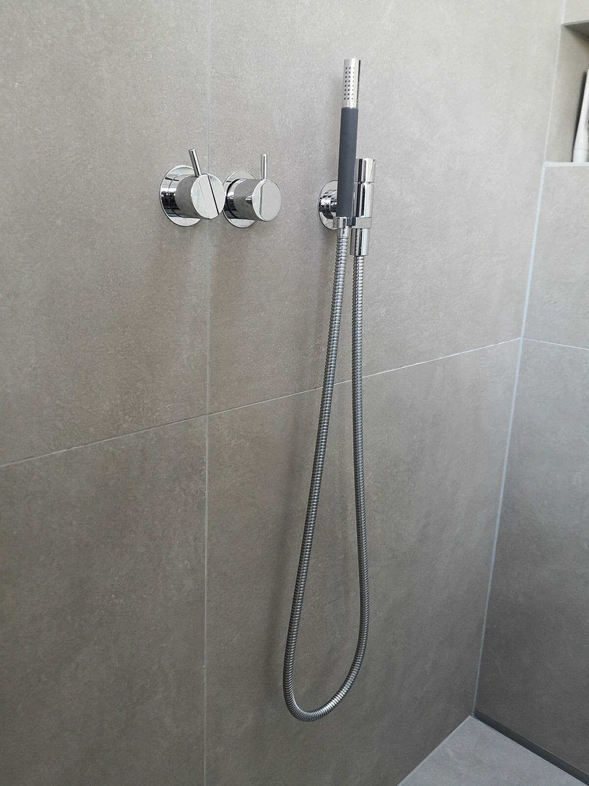 Douche à Lutry  Maison de maître