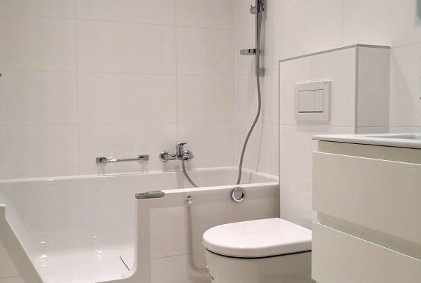 Toilettes | Appartement à Morges |BM Sanitaire